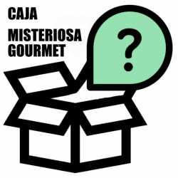CAJA MISTERIOSA GOURMET 100