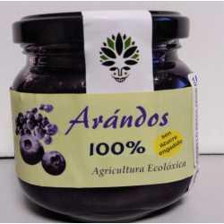 ARÁNDANOS 100% SIN AZÚCAR