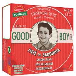 PATÉ DE SARDINA 65GR. GOOD BOY