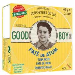 PATÉ DE ATÚN 65GR. GOOD BOY