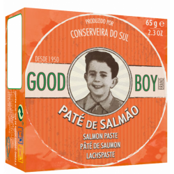 PATÉ DE SALMÓN 65GR. GOOD BOY