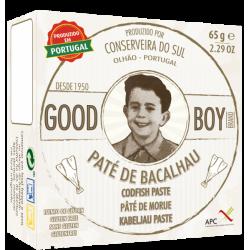 PATÉ DE BACALAO 65GR. GOOD BOY