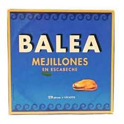 MEJILLONES GIGANTES EN ESCABECHE 7/9 PIEZAS